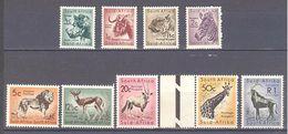 Afrique Du Sud: Yvert N° 235-243**; MNH; Sauf Le 236* - Afrique Du Sud (1961-...)
