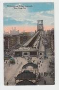 WILLIAMSBURG BRIDGE APPROACH / NEW YORK CITY - Ponts & Tunnels