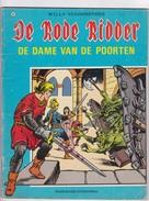 De Rode Ridder :  Nr 96  De Dame Van De Poorten ( 1981 ) - De Rode Ridder
