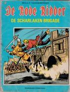 De Rode Ridder :  Nr 101 De Scharlaken Brigade  (1982 ) - De Rode Ridder