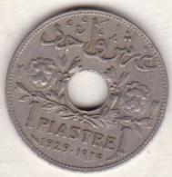 ETAT DE SYRIE .1 PIASTRE 1929 - Syrie
