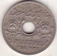 ETAT DU GRAND LIBAN. 1 PIASTRE 1936 - Lebanon