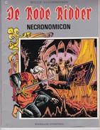De Rode Ridder : Nr 124 Necronomion ( 1987 ) Kleur - De Rode Ridder