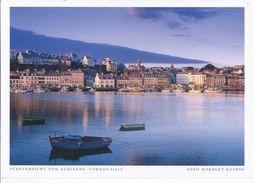 Künstler Fotokarte  - Stadtansicht Von Audierne , Cornauaille - Foto NOrbert Kustos    **19950-032** - Audierne