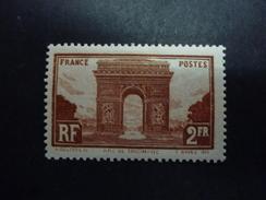 FRANKRIJK 258 X ( YVERT ) COTE : 42 EURO ( H ) - France
