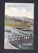 USA NV Truckee River Dam - Truckee Carson Irrigation Project - Near Fallon Nevada On S.P.R.R. ( Barrage ) - Etats-Unis