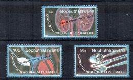 Bophuthatswana - 1978 - World Hypertension Month - MNH - Bophuthatswana