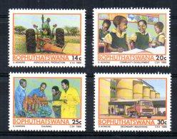 Bophuthatswana - 1986 - Temisano Development Project - MNH - Bophuthatswana