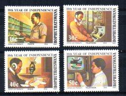 Bophuthatswana - 1987 - 10th Anniversary Of Independence - MNH - Bophuthatswana