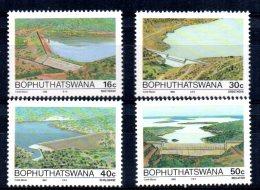Bophuthatswana - 1988 - Dams - MNH - Bophuthatswana