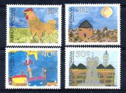 Bophuthatswana - 1989 - Children's Art - MNH - Bophuthatswana
