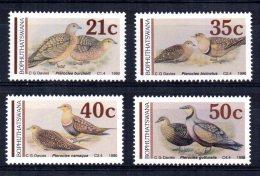 Bophuthatswana - 1990 - Sandgrouse - MNH - Bophuthatswana