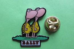 Pin's, BALLY, Soulier, Schuhe, Tortue, Schildkröte - Trademarks