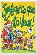 Noel - Halloween - Illustrateur Joan - Altre Illustrazioni