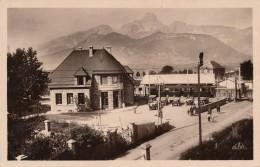 G114 - CORPS - Isère - La Gare Et Chaine De L'Obiou - Corps