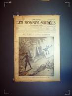 Hebdomadaire Illustré - LES BONNES SOIRÉES - N°36 - 02 Septembre 1928. - Livres, BD, Revues