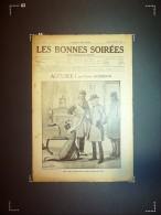 Hebdomadaire Illustré - LES BONNES SOIRÉES - N°37 - 09 Septembre 1928. - Livres, BD, Revues