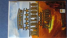 ETUI CIGARETTES (Vide) MARLBORO USA (3 Scans) - Boites à Tabac Vides