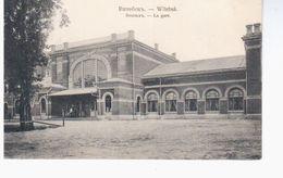 Belarus Vitebsk Witebsk La Care Bahnhof 1908 OLD POSTCARD 2 Scans - Weißrussland