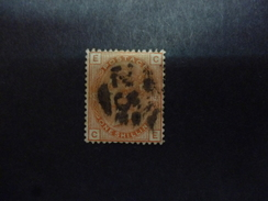 ENGELAND 54  GEST. ( YVERT ) COTE : 450 EURO ( H ) - 1840-1901 (Viktoria)