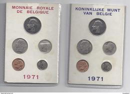 FDC-muntenset 1971 In Originele Verpakking - 1951-1993: Baudouin I