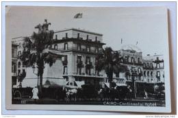 CAIRO - CONTINENTAL HOTEL VIAGGIATA FP - Cairo