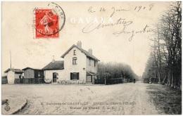 60 Environs De Chantilly - VIENEUIL-SAINT-FIRMIN - Station De Vineuil - Autres Communes