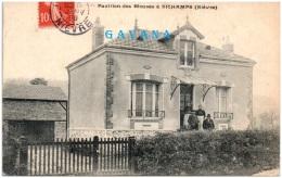 58 Pavillon Des Blouses à SICHAMPS - France