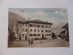 Hôtel De Jaman à Montbovon F. Comba-Pernet, Tenancier. - FR Fribourg
