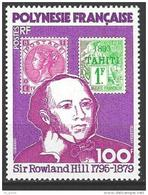 "Polynésie YT 141 "" Sir Rowland Hill "" 1979 Neuf** - Französisch-Polynesien"
