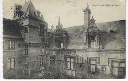 CPA 14 ( Calvados ) - CAEN - Hotel De Than - Caen