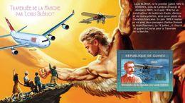 GUINEA 2009 - L. Bleriot, Icarus - YT BF1019; CV = 15 € - Mythologie