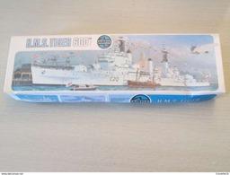 Kit515 Maquette Plastique à Monter - échelle 1/600e BOITAGE ANCIEN AIRFIX : CROISEUR HMS TIGER , Complète Et Non Commenc - Boats