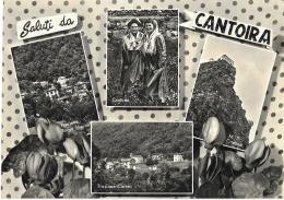 Cantoira(Torino)-Saluti-1961 - Unclassified