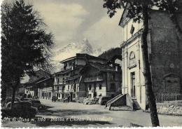 Ala Di Stura(Torino)-Piazza E Chiesa Parrocchiale-1954 - Unclassified