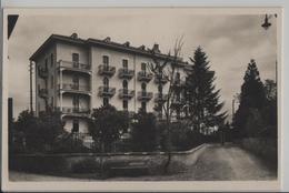 Lugano - Erholungsheim Für Herren Villa Raffaele Edelweiss - Photo: Alfredo Finzi - TI Tessin