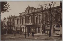 Lausanne - Le Theatre - Animee - Photo: Perrochet-Matile - VD Vaud
