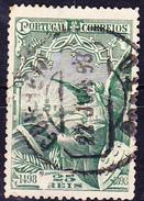 Portugal - Seeweges Nach Indien Durch Vasco Da Gama (MiNr: 141) 1898 - Gest Used Obl - 1892-1898 : D.Carlos I