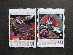 Comores: TB Paire PA N° 157 Et N°158, Neufs XX. - Comores (1975-...)