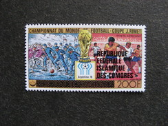 Comores: PA N° 159, Neuf XX. - Comores (1975-...)