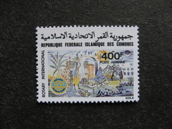 Comores: PA N° 163, Neuf XX. GT. - Comores (1975-...)