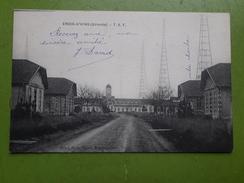 CPA - CROIX-D'HINS - T.S.F - Sonstige Gemeinden