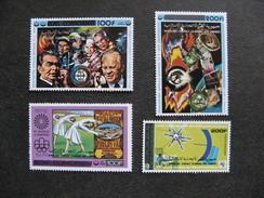 Comores: TB Série PA N° 166 Au N°159, Neufs XX. - Comores (1975-...)