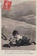 Carte 1909 PETIT VELO / CYCLISTE / GARçON / BICYCLETTE - Cyclisme