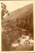CORSE CORSICA - LE GOLO PRES DE PORTO -  - Photo Originale Vers 1920 - Lugares