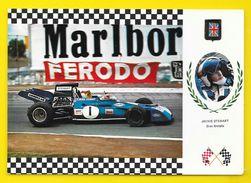 Jackie STEWART Sur Tyrell 002 (Fisa) - Grand Prix / F1