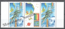 New Caledonia - Nouvelle Calédonie 2000 Yvert A 348A, 50th Anniv. Of The Pilot Antoine Saint Exupery Death Airmail - MNH - Ongebruikt