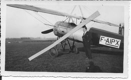Avion Maurane-saulnier MS 138 F-AIPX 1 Photo Aviation - Aviation