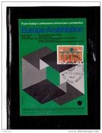 8388   -     RIMINI  14-10-1984       /     GIORNATE INT.LI CENTRO PIO MANZU' - Eventi