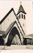 26204. Postal LAVANCIA - EPERCY (Saint Claude) Jura. Eglise Et Croix Du Guerre - Saint Claude